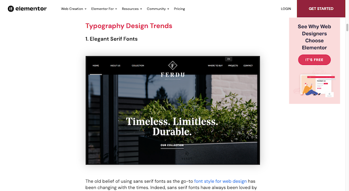 elementor-web-design-trends-2021