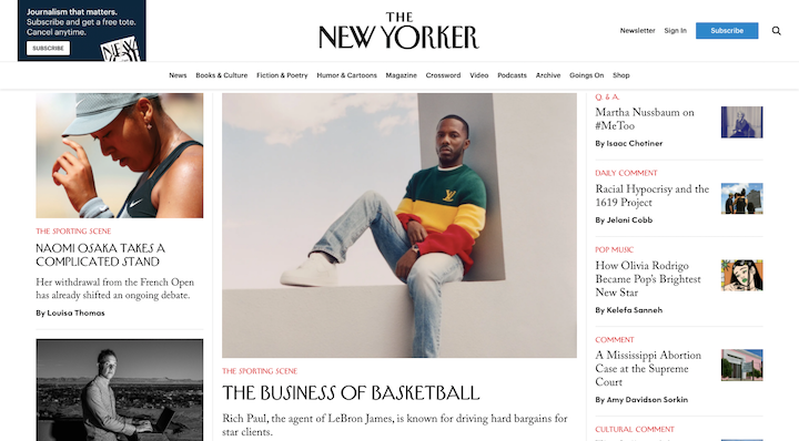 newyorker-web-design-2021