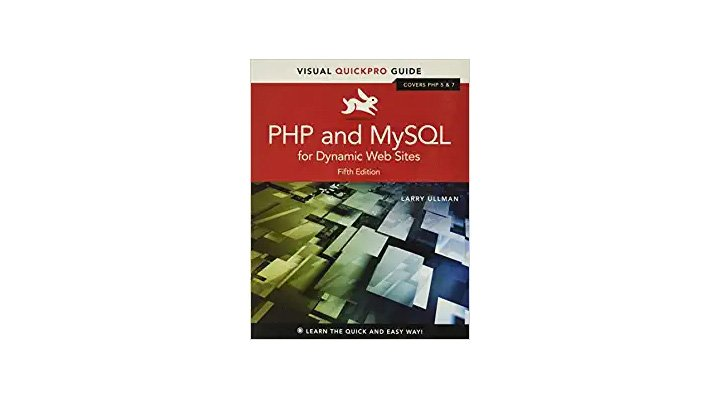 PHP and MySQL for Dynamic Web Sites: Visual QuickPro Guide. A great web development book for PHP and MySQL development
