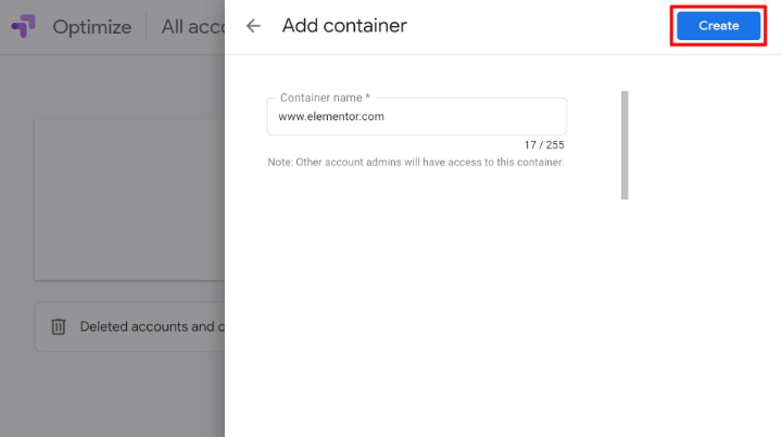 set-up-google-optimize-3-create-container