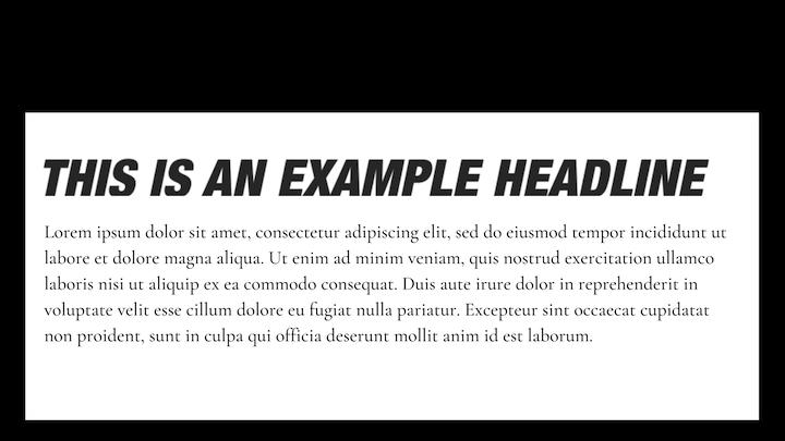 Neue Helvetica_Garamond Medium