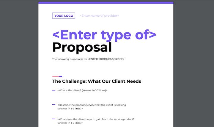 elementor-proposal-template