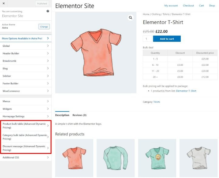customizer-settings-for-dynamic-pricing