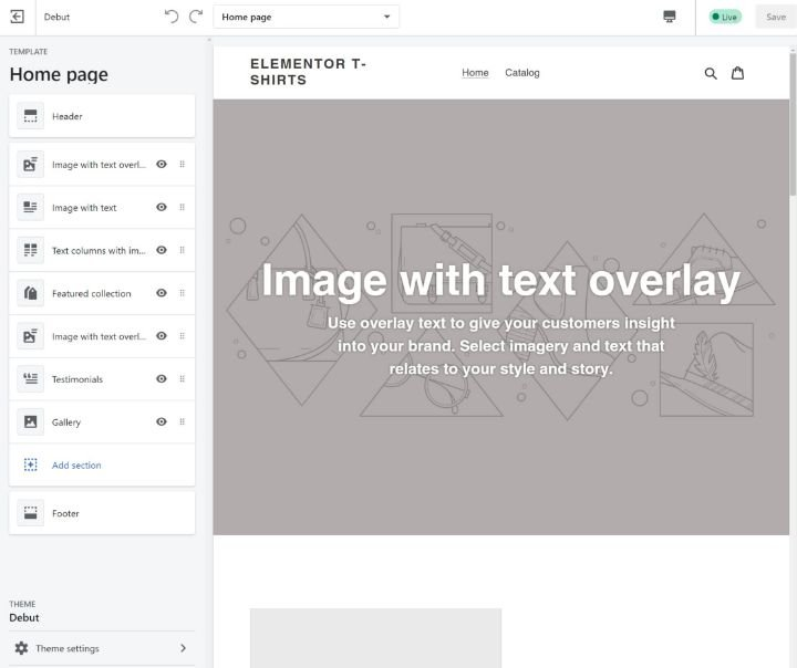 shopify-theme-editor