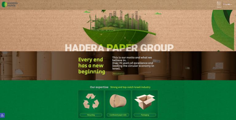Hadera Paper
