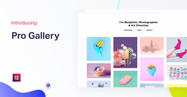 Pro Gallery for WordPress