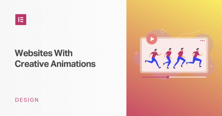website animations examples
