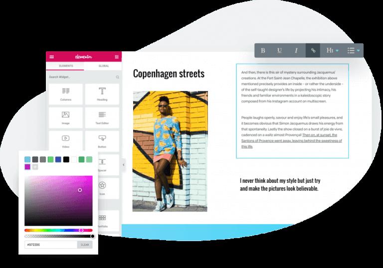 Elementor PRO v.3.3.2 WordPress Page Builder