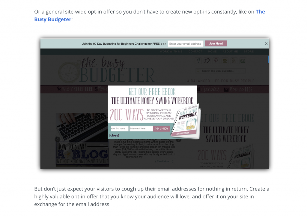 Layout design WordPress