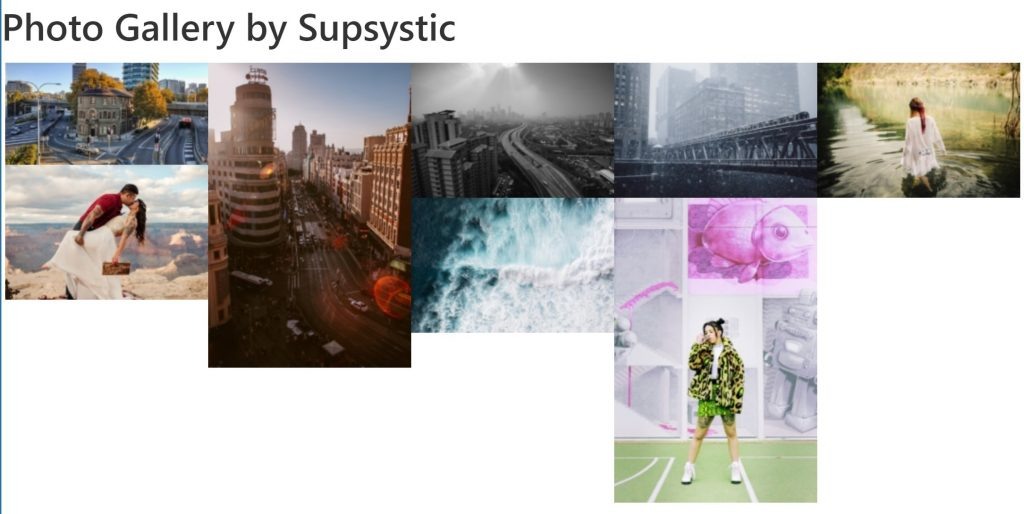 supsystic gallery plugin
