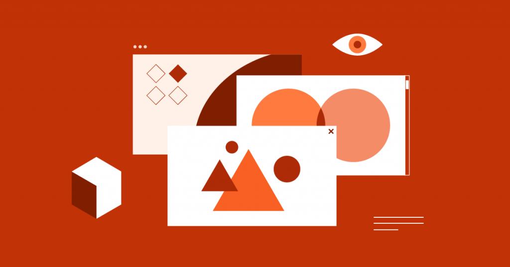 contrast in web design elementor
