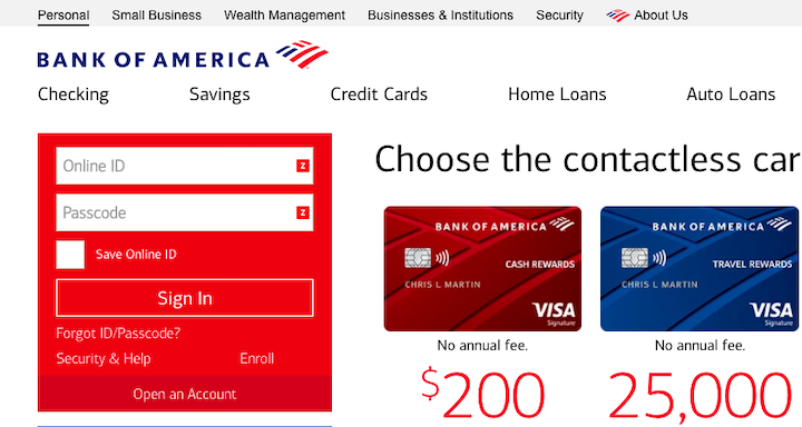 bankofamerica-klasik-logo