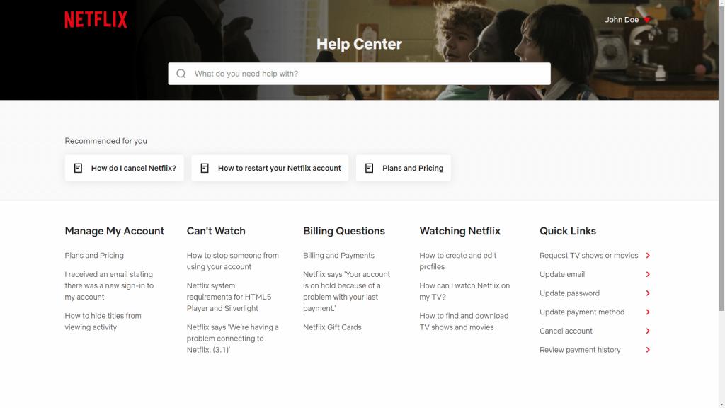 netflix-help-center