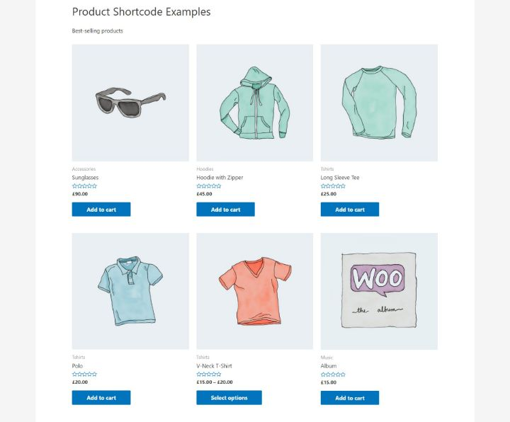 woocommerce-shortcodes-5-best-selling-example-1