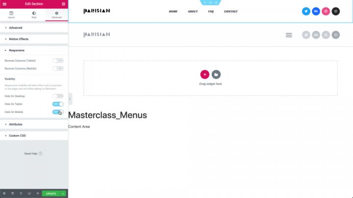 Classic_responsive_ Menu_Elementor_solution_WordPress_Monday_masterclass