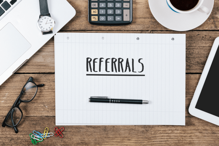 1 - referrals