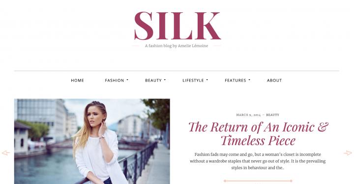3. Silk