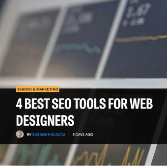 4 best seo tools for web designers