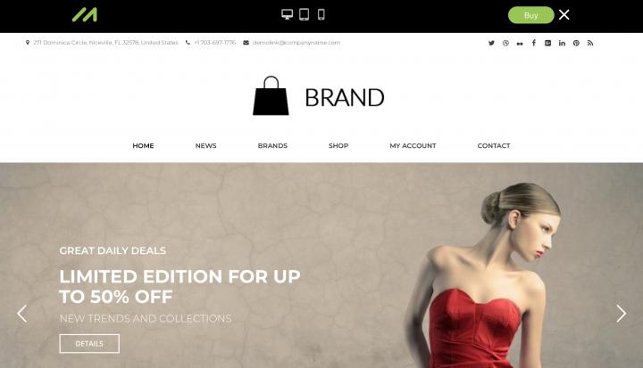 5. Brand