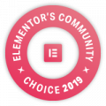 BADGE-COMMUNITY CHOICE 2019