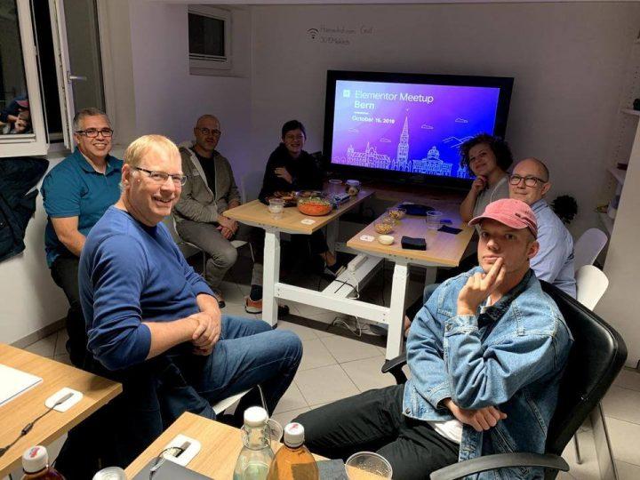 Bern's Elementor Meetup Group