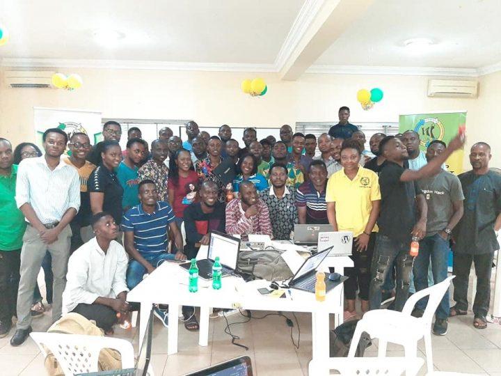 Elementor Lagos Meetup September 2019