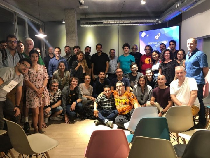 Elementor Madrid Meetup September 2019