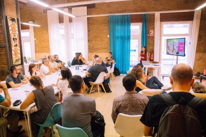Elementor Valencia Meetup September 2019