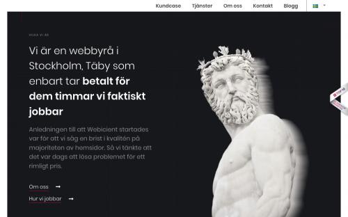 FireShot Capture 360 - Webbyrå i Stockholm, Täby - Fokus på WordPress & Woocommerce - webicient.com