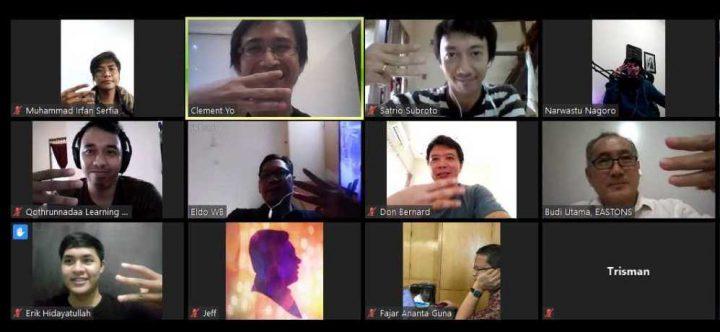 Jakarta meetup April 2020