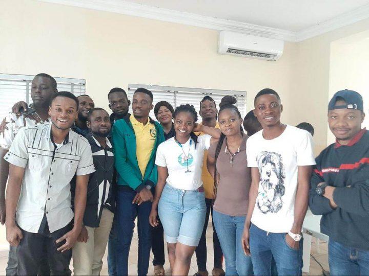 Lagos' Elementor Meetup Group