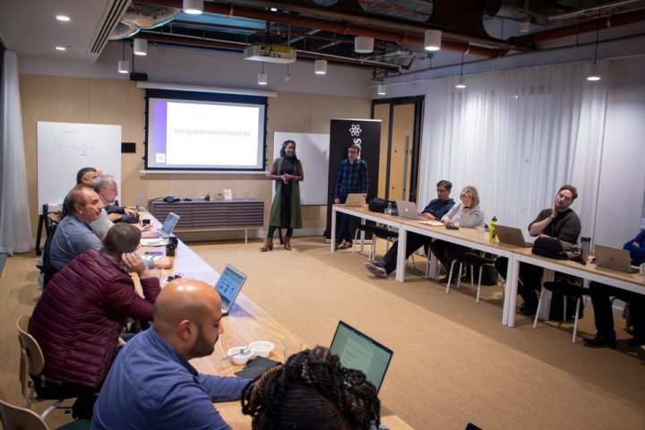 London's Elementor Meetup Group