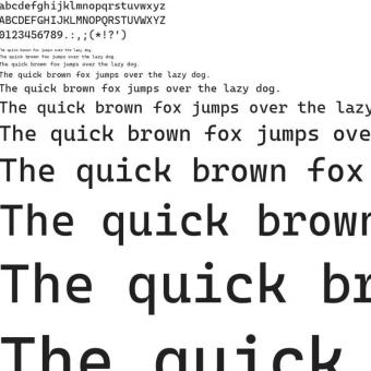Microsoft Cascadia Font