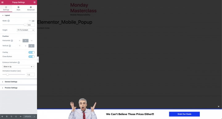 Mobile_Popup