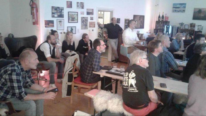 Munich's Elementor Meetup Group