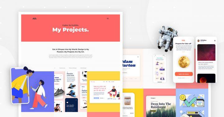 Portfolio Kit - Projects