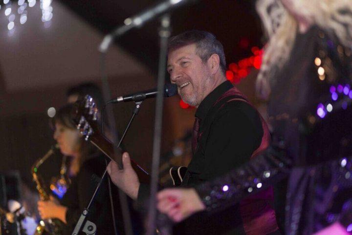 Stirling Austin On Stage