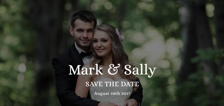 2. Wedding Invitation Template