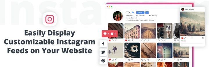 4. 10Web Instagram Feed