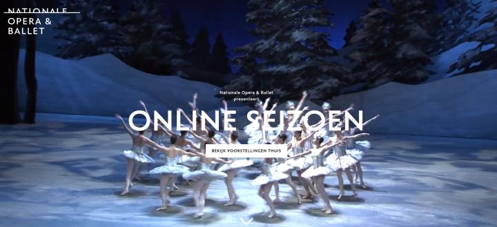 dutch opera screenshot