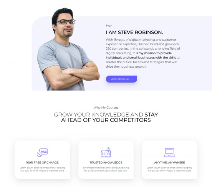 elementor-wordpress-online-course-template-kit