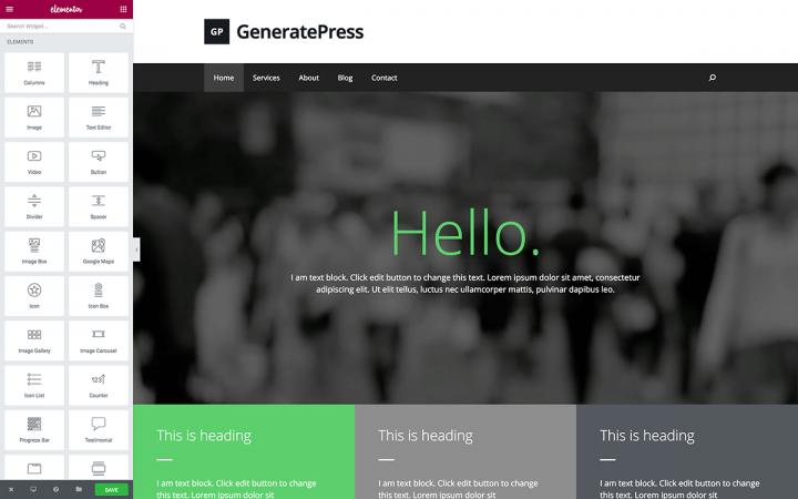 generatepress-homepage