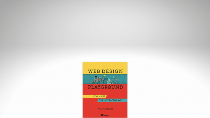 an image of the Web Design Playground book