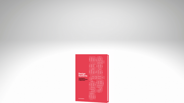 an image of the Design Systems book