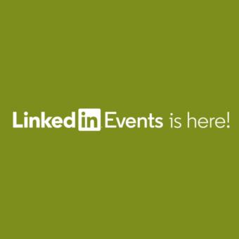 linkedin events announcement