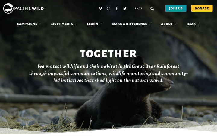 pacificwild.org