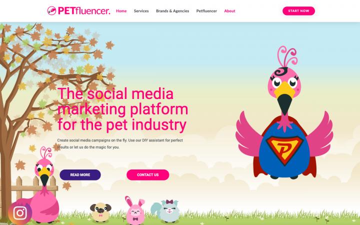 petfluencer.com