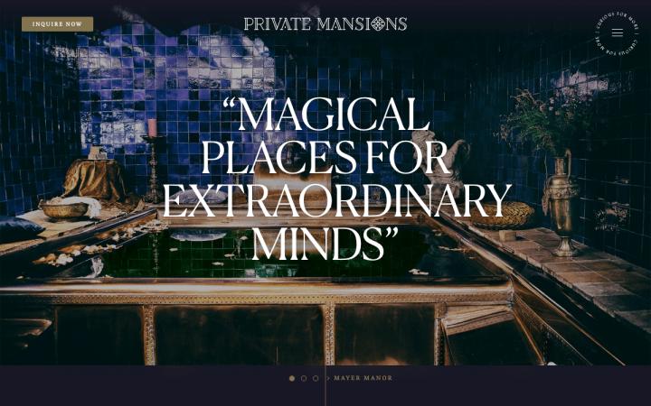 privatemansions.org