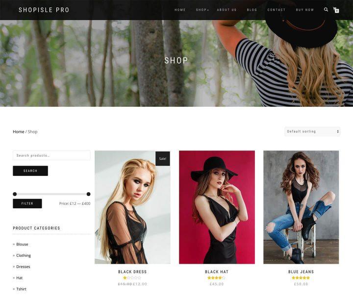 5. ShopIsle PRO Online Wedding Shops