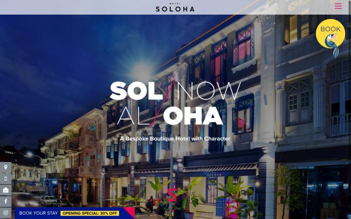 solohahotels.com